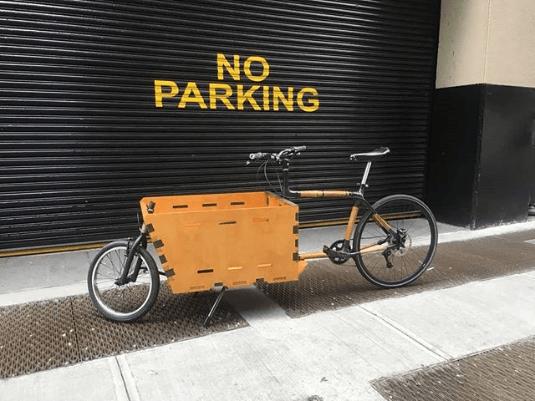 Najdziwniejsze rowery z bambusa cargo