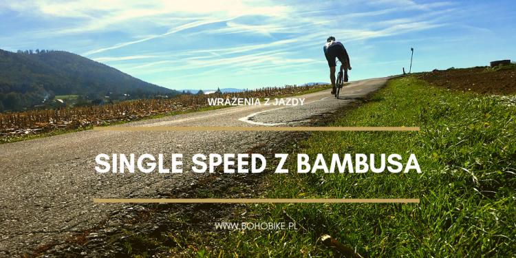 podjazd na La Bamba