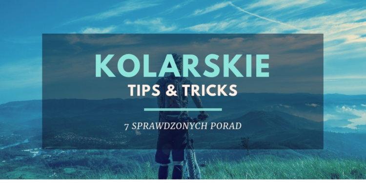 kolarskie tips & tricks wyróżniający