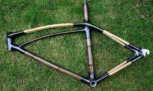 bambusowy rower czy pomysł skazany na straty fajna rama